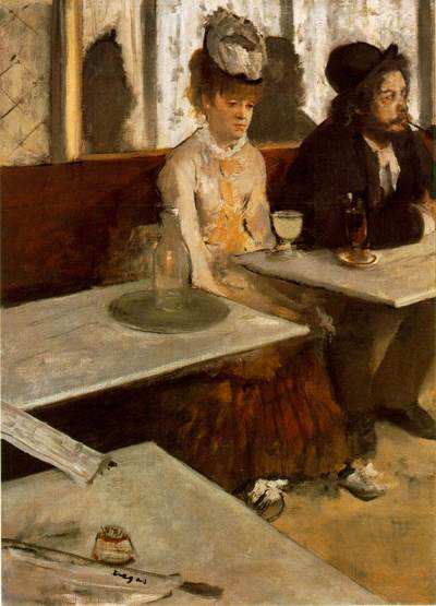 Degas: L'Absinthe