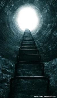 Paris underground tunnel
